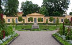 Linnéträdgården i Uppsala, Uppsala län