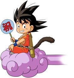 Dragon Ball - kid Goku 27 by superjmanplay2 on DeviantArt
