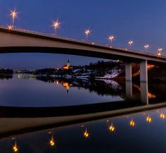 Under The Drava Bridge | Maribor | Slovenia | Photo By Peter Zajfrid