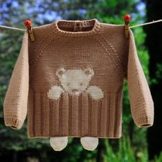 "Layette brassière ourson en mérinos 3 mois neuf tricoté main [ ""super cute baby jumper with built-in bear peaking over the fence"", ""Buy Blue Cloud Jumper from the Next UK online shop"", ""Pinned for inspiration only - no pattern link."" ] # # #Baby #Jumper, # #Baby #Knitting, # #Layette, # #Jumpers, # #Baby #Knits, # #Dog #Crafts, # #Next #Uk, # #The #Next, # #Uk #Online"
