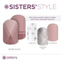 Available in October only! Emilysnider.jamberry.com