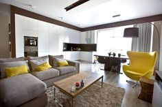 An apartment by the Baltic Sea by Cobo Design