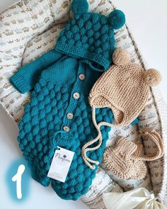 knitted baby romper, baby bunny costume, knitted baby clothes, newborn crochet o…, - Babykleidung Baby Knitting Patterns, Baby Sweater Patterns, Baby Clothes Patterns, Winter Baby Clothes, Knitted Baby Clothes, Knitted Baby Romper, Baby Bunny Costume, Pull Bebe, Retro Mode
