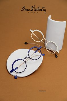 ANNE & VALENTIN Eyewear - Model REMIND-LUNETTE ANNE ET VALENTIN