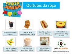 Quitutes da roça :: pontonutritivo
