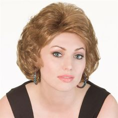 easy hair styles for work flair wig lightweight comfort that s fresh and pretty 9109