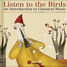 Listen the the Birds: An Introduction to Classical Music | Classical Music for Kids | Music Education