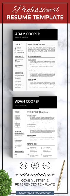 Resume template Modern resume templates Creative resume professional C… College Resume Template, Modern Resume Template, Creative Resume Templates, Resume Tips, Resume Examples, Job Resume, Cv Tips, Business Resume, Resume Help