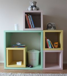 Practical yet cheerful - exactly what you want from kids' room storage | BRÅKIG | Oona's home in Finland | live from IKEA FAMILY