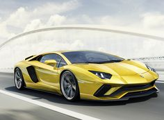 Lamborghini Aventador S.