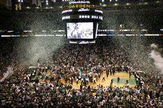 Witness an NBA Finals championship game