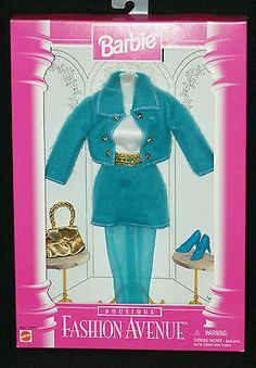 had this!  barbie fashion avenue clothes - Google Search