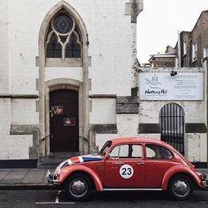 Charm of London via @angrybaker  // #london #birline #londonliving
