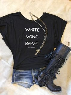 Stevie Nicks-- White Wing Dove dolman sleeve top – Classy Cowgirl Co.