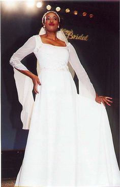 https://flic.kr/p/DN7EG4 | BLACK WOMEN'S BRIDAL/FASHION EVENT, OCTOBER 2000 | CLEVELAND STATE UNIVERSITY COVOCATION CENTER
