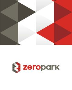 ZeroPark, online domain parking logo design