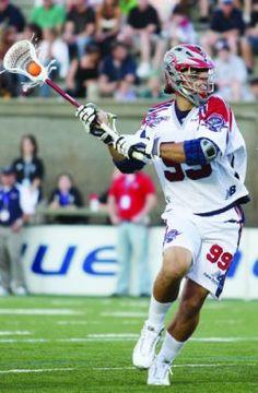 Paul Rabil is the BEST player in major league lacrosse (yes..I watch lacrosse).