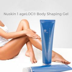 NEW Authentic Nu skin nuskin Ageloc Body Shaping Gel ***Brand New and Sealed*** #NuSkin