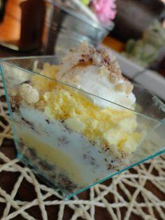 Zvířátkový den - Dia nanukáč (slazený fruktózou), řecký jogurt, oříšky, skořice Mashed Potatoes, Pudding, Ethnic Recipes, Desserts, Food, Diet, Archive, Whipped Potatoes, Tailgate Desserts
