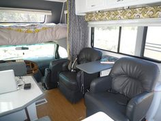 Interior RV Renovation on a 1999 Jayco Designer Class C -Posted 19 APRIL, 2013