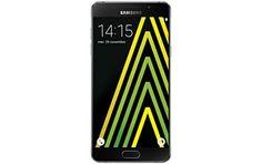 Samsung Galaxy A5 Smartphone débloqué 4G (Ecran: 5,2 pouces – 16 Go – Simple Nano-SIM – Android) Noir: 16 Go 5,2 pouces Android 5.1 Cet…