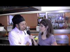 http://www.hoyonline.tv/ TARTAR FRESCO DE GAMBA Y MANGO, DEL RESTAURANTE @NassRestaurant