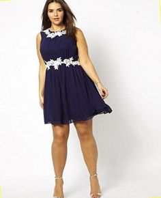 Party dresses for curvy ladies - http://fashion-plus-size-womens.info/party-dress-fashion/2122-party-dresses-for-curvy-ladies.html #plus #size #plussize #trands2016 #fashion2016 #Look #trandy