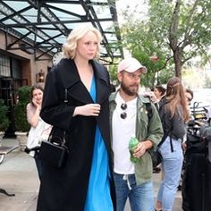 Game of Thrones actress Gwendoline Christie spotted leaving the Bowery Hotel in New York (349758)