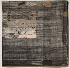Day In & Day Out: Dorothy Caldwell Silent Ice Deep Patience @ AGP 11