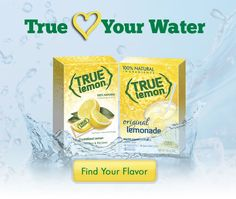 Also a great way to alkalinize your water. Crystallized Citrus for Water, Tea, Recipes | True Citrus