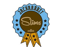 """Check out new work on my @Behance portfolio: """"JackRabbit Slims Coffee"""" http://on.be.net/1IDWGxF"""