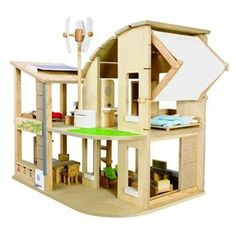 Eco Home from Plan Toys