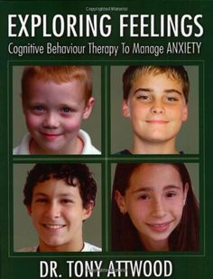 Bestseller Books Online Exploring Feelings: Anxiety: Cognitive Behaviour Therapy to Manage Anxiety Tony Attwood $13.56  - http://www.ebooknetworking.net/books_detail-1932565221.html