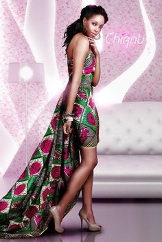 Style Sense: Totally Ankara.. purely African!!
