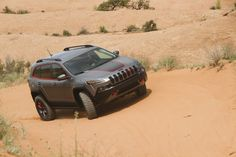 2014 Moab Easter Jeep® Safari - Jeep Cherokee Dakar