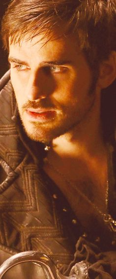 Colin O'Donoghue...captain hook....once upon a time season 3 :)
