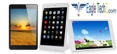 Tablet com o melhor custo x beneficio online. A linha de tablets da Eagle Tech é super completa e diferenciada.