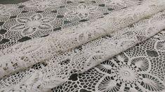 Handmade Crochet Hexagon Table Topper, Vintage 80s, 100cm/39.4in Lace Table Runners, Crochet Table Runner, Vintage Table Linens, Handmade Table, Oval Table, Table Toppers, Hand Crochet, Handmade Christmas, Colours