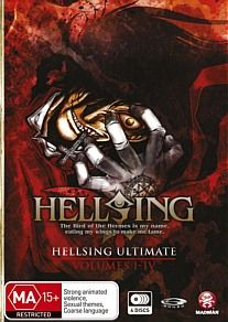 - Hellsing Ultimate - Collection 1 The rogue vampire Alucard is the Hellsing Organization's deadliest instrument in its mission to protect the British Empire from satanic ghouls and Nazi freaks.
