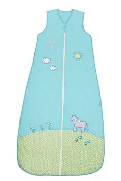 Girls Summer Sleeping Bag  Pony