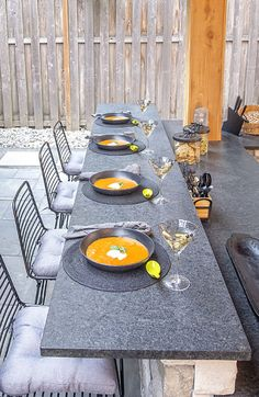 Homeowners everywhere are putting a bar in it! Thinking about an outdoor bar? This quick video shows some great ideas. Kitchen Board, Outdoor Kitchens, Sitting Area, Outdoor Ideas, Outdoor Gardens, Outdoor Living, Kitchen Design, Living Spaces, Restoration