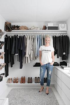 El vestidor de Nina Holst