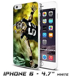 NFL Green Bay Packers Clay Matthews, , Cool iPhone 6 - 4.7 Inch Smartphone Case Cover Collector iphone TPU Rubber Case White [By PhoneAholic] Phoneaholic http://www.amazon.com/dp/B00XWDEUBW/ref=cm_sw_r_pi_dp_q4Hxvb0CZAMWB