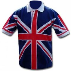 Union Jack Polo Shirt England Rugby http://www.amazon.co.uk/dp/B004TFHUYG/ref=cm_sw_r_pi_dp_Cd44vb1ZAJGWH