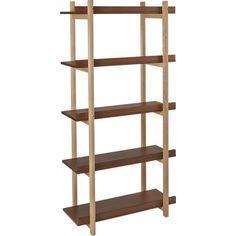 stax bookcase  | CB2