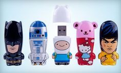 Groupon - $15 for $30 Worth of Pop-Culture Flash Drives, Gadgets, and Toys from Mimoco in Online Deal. Groupon deal price: $15.00