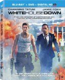 White House Down (Two Disc Combo: Blu-ray / DVD + UltraViolet Digital Copy) (2013): affiliate link