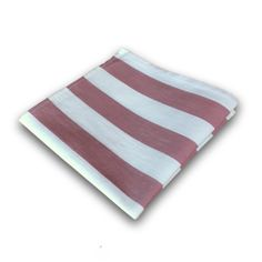 modernes gestreiftes Stofftaschentuch aus Bio Baumwolle, Cotto Matrosin