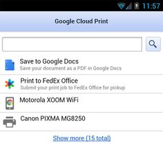 Chrome users are in store for a bundle of printing perks today courtesy of a recent update to Google Cloud Print.