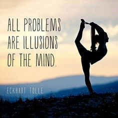 Give this moment, right now, your full attention. What do you have to lose…except your problems! #Namaste